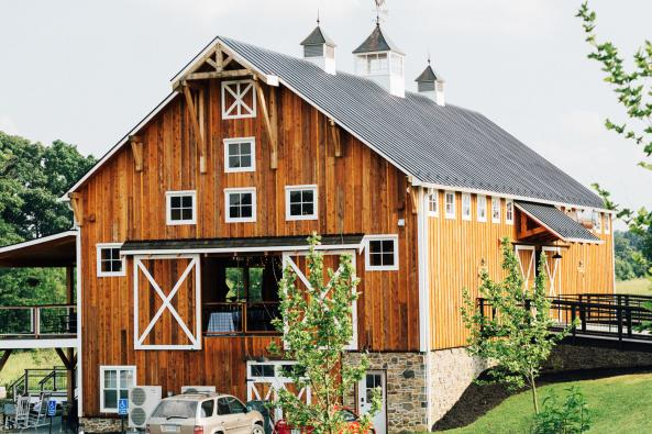 Zion Springs Barn