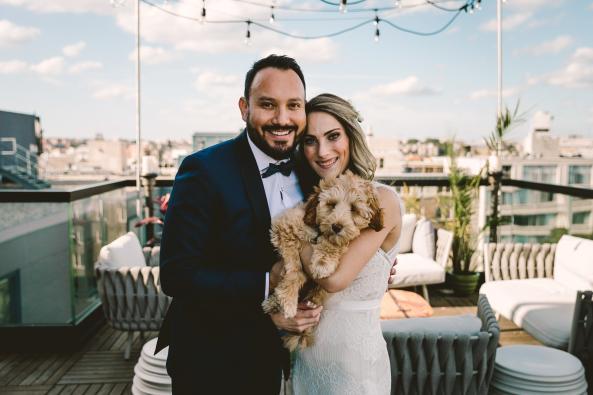 Shannon and Oscar's Wedding
