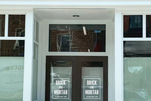 Brick and Mortar Image 1