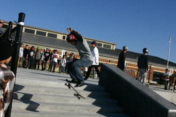 dulles south skate park