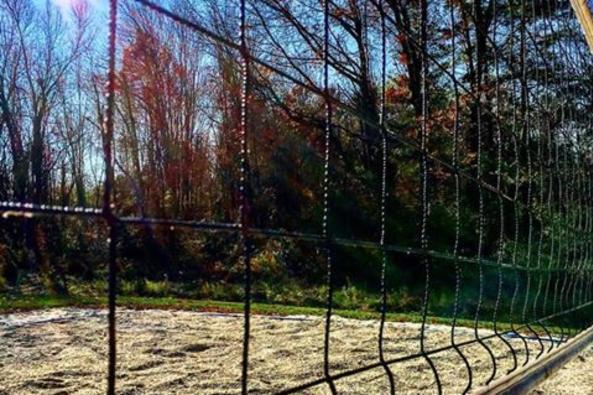 Evergreen Sand Volleyball Court