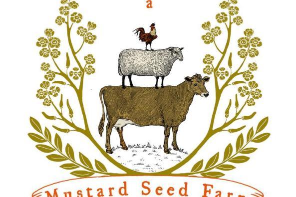 Faith like a mustard seed logo