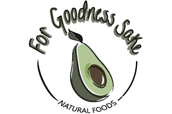 FOr goodness sake logo
