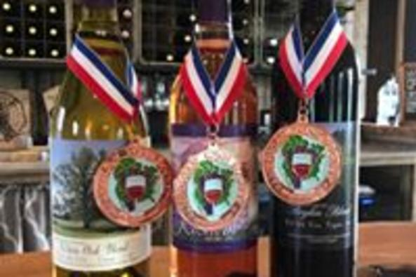forever farm and vineyard  awards