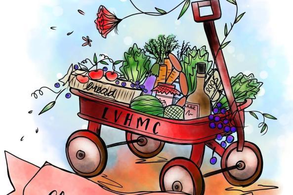 Leesburg farmers market logo