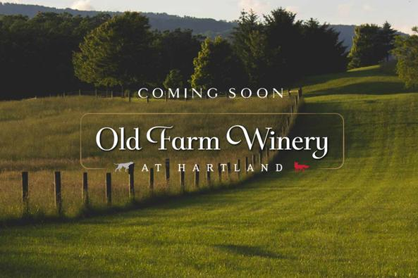 Old Farm Winery Coming Soon