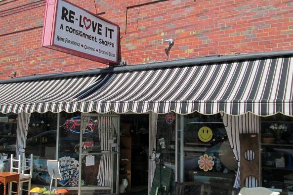 Reloveit storefront