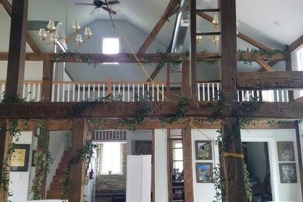 Shiloh Barn Exterior