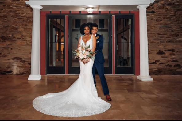 Shiloh Wedding Entrance