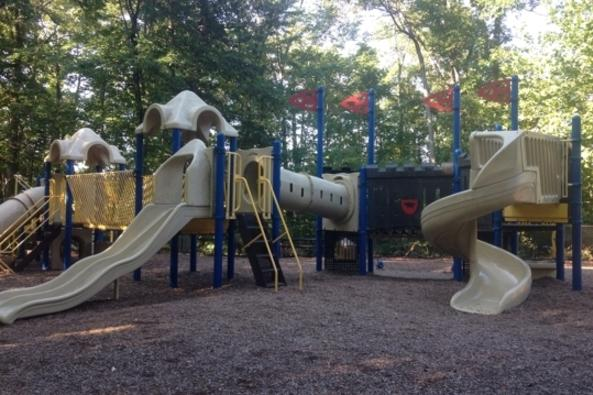 Trailside Park Playground Image 1