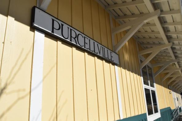 Purcellville Train Station Image 1