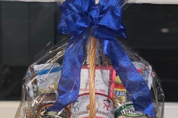 Very virginia gift basket