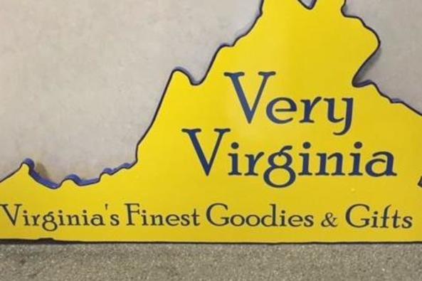 Very virginia logo image