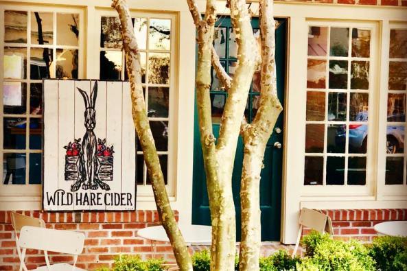 wild hare cider middleburg