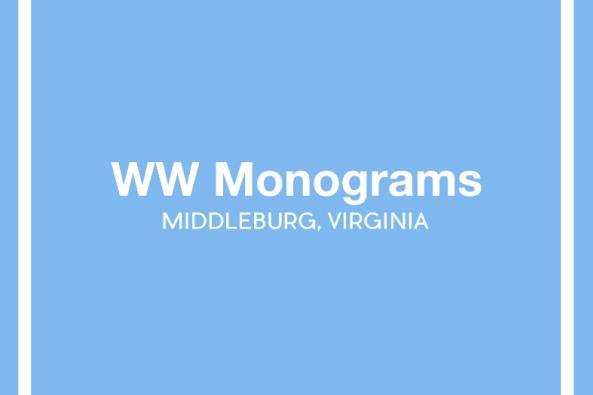 WW Monograms Logo