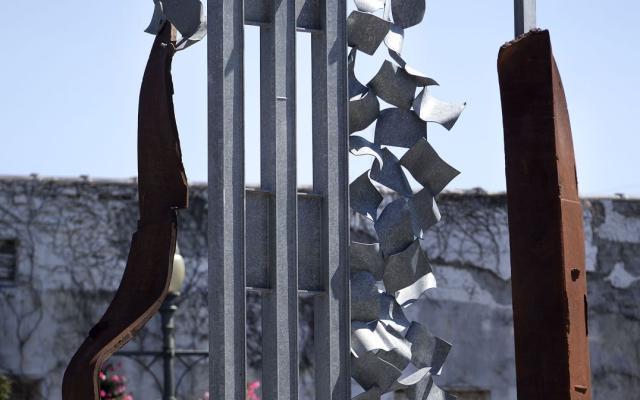 911 sculpture