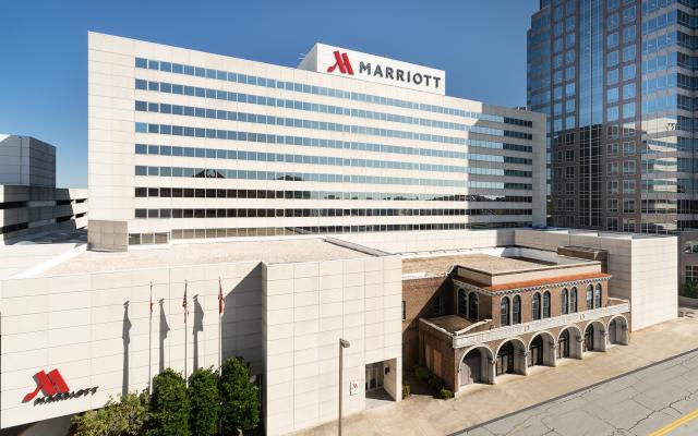 Marriott Downtown Greensboro