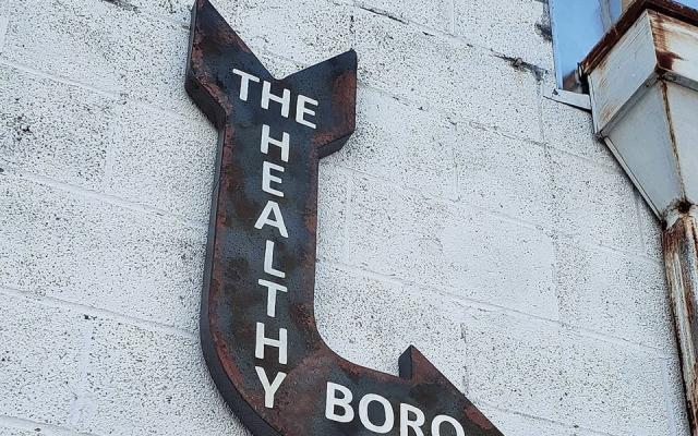 Healthy Boro outside