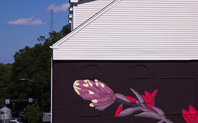 Holliday Circle Mural