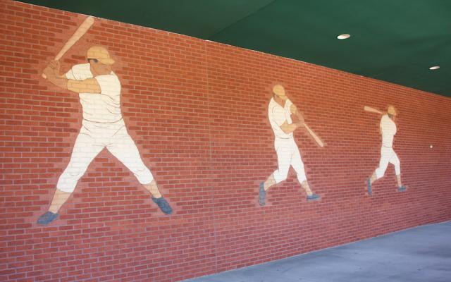Hopper's Mural