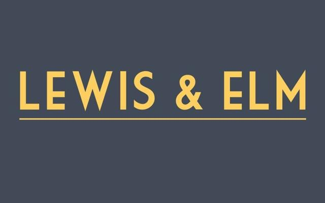 Lewis and elm logo