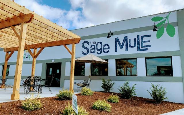 The Sage Mule