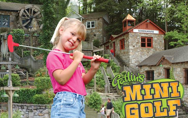 Gatlin's Mini Golf
