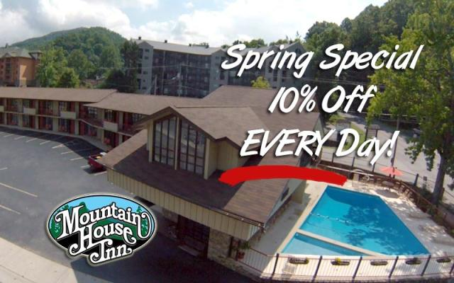 Mountain House Motor Inn Gatlinburg