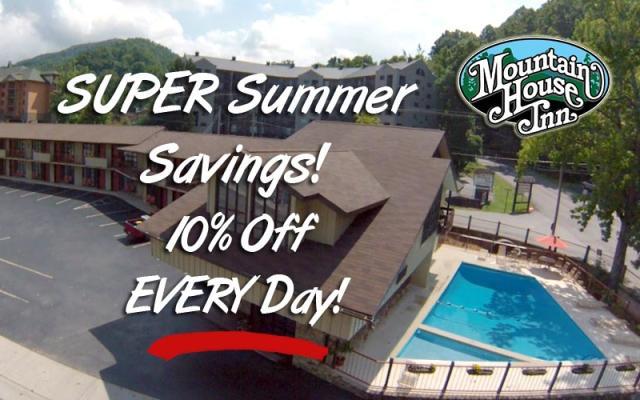 June Summer Savings