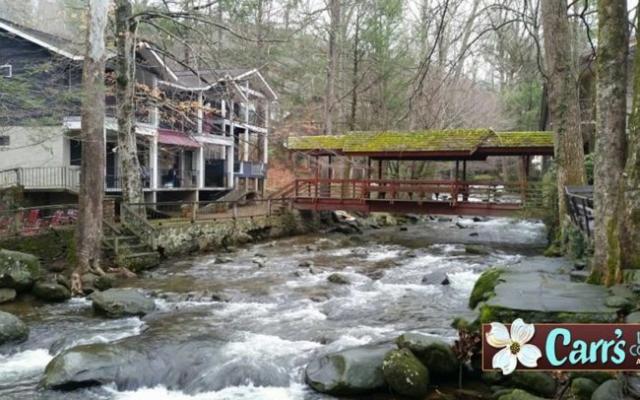 Carr's Cottages