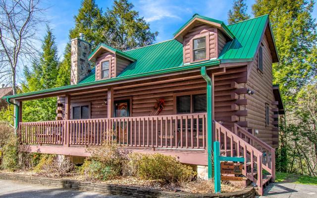 Fireflies & Moonshine Cabin 2BR Cabin