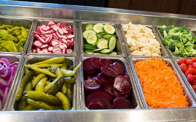 Fresh Food Bar