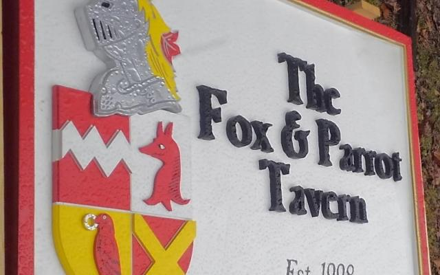 The Fox and Parrot Tavern