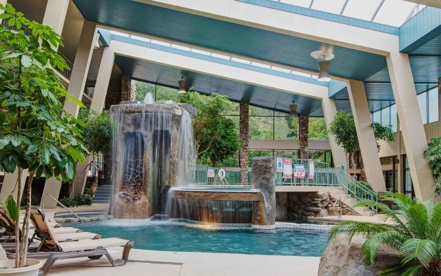Glenstone Lodge Indoor Pool