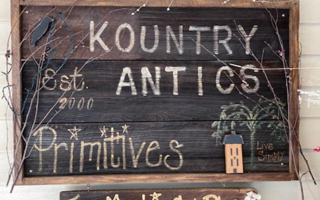 Kountry Antics