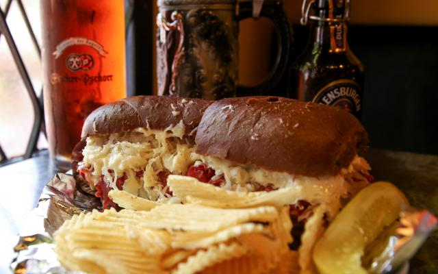 The Cheese Cupboard and Hofbrauhaus