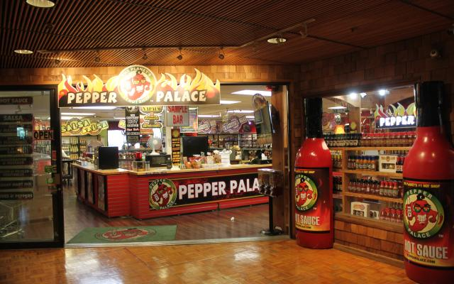 Pepper Palace Mountain Mall