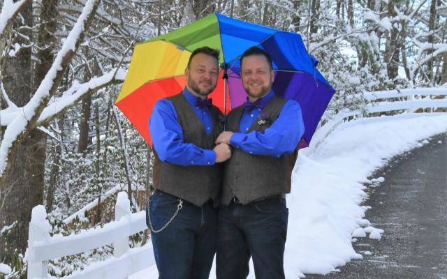 Gatlinburg Rainbow Weddings