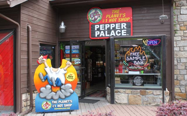 Pepper Palace - Reagan Terrace