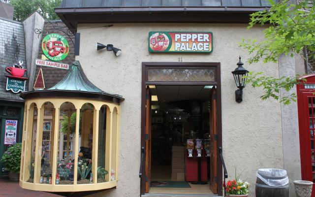 Pepper Palace - The Village