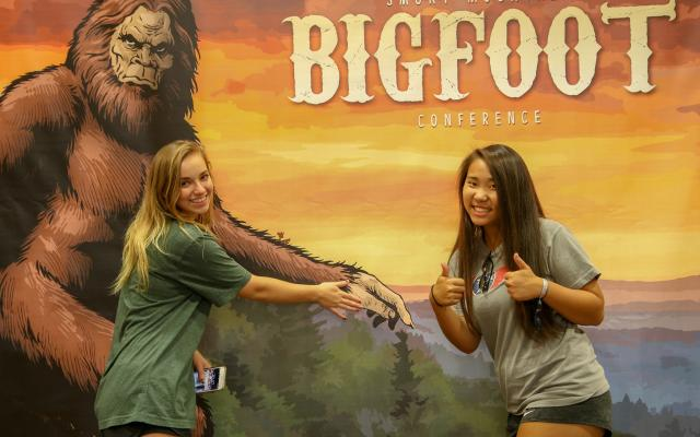 Smoky Mountain Bigfoot Conference