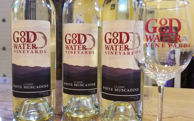 Goodwater Winery Gatlinburg