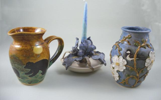 Judy Jones Pottery
