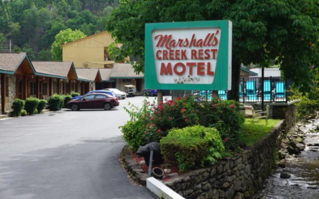 Marshall's Creek Rest Motel