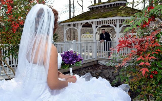 Outdoor Wedding Honeymoon Hills