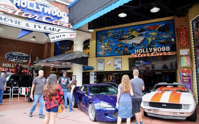 Hollywood Star Cars