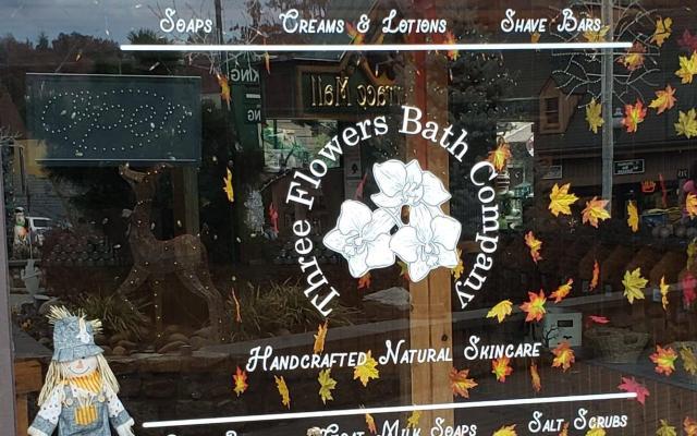 Three Flowers Bath Company
