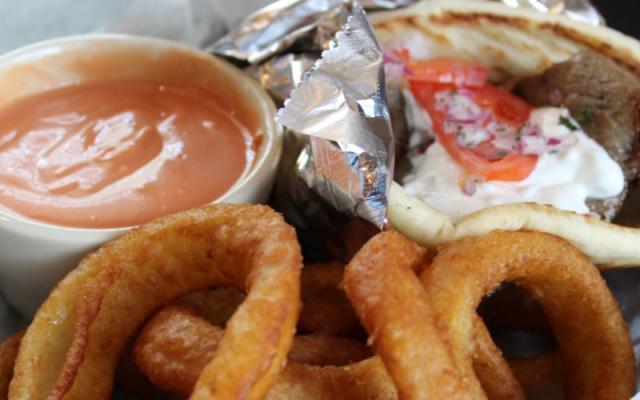Greek Corner Food