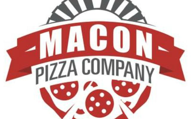Macon Pizza Logo