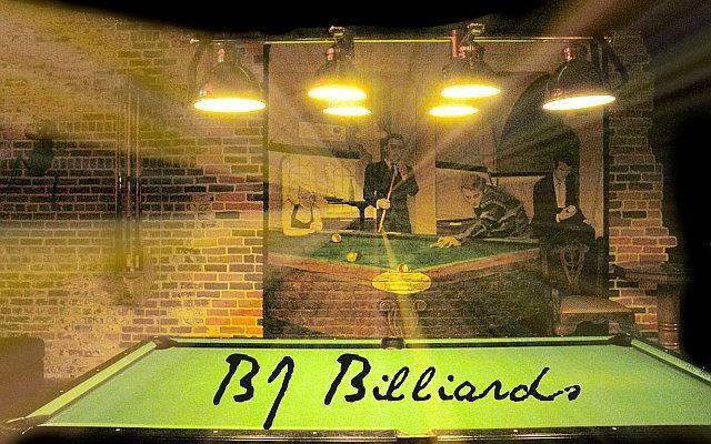 Bj's Billiards